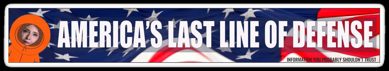 America's Last Line Of Defense 2.3