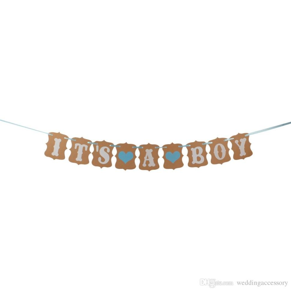 Medium Size of Baby Shower:89+ Indulging Baby Shower Banner Picture Inspirations Baby Shower Banner 2018 Its A Boy Baby Shower Banner Garlands Kraft Paper Heart Its A Boy Baby Shower Banner Garlands Kraft Paper Heart Bunting Banners Party Decoration