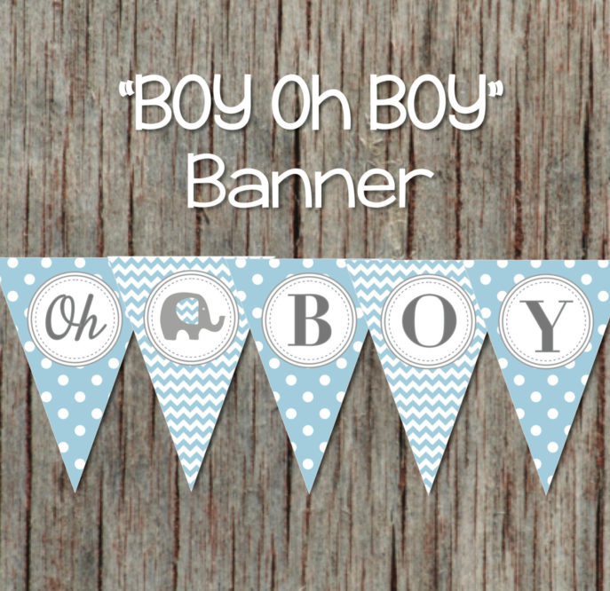 Large Size of Baby Shower:89+ Indulging Baby Shower Banner Picture Inspirations Baby Shower Banner Boy Oh Boy Printable Baby Shower By Bumpandbeyonddesigns On Zibbet