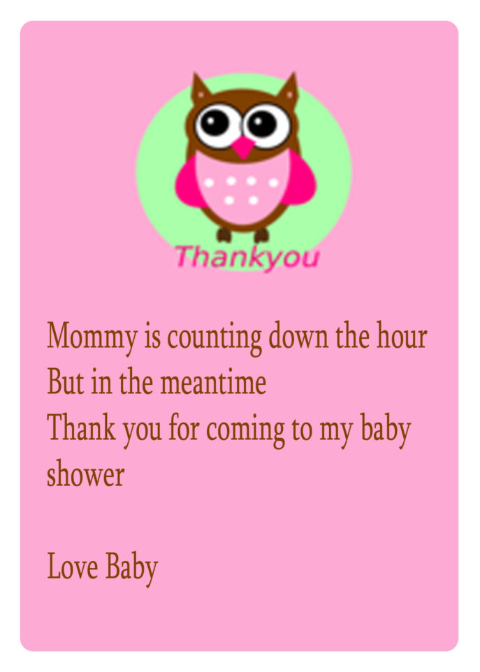 Large Size of Baby Shower:72+ Rousing Baby Shower Thank You Cards Picture Ideas Baby Shower Cake Ideas Baby Shower Decorations Baby Shower Tableware Juegos Para Baby Shower