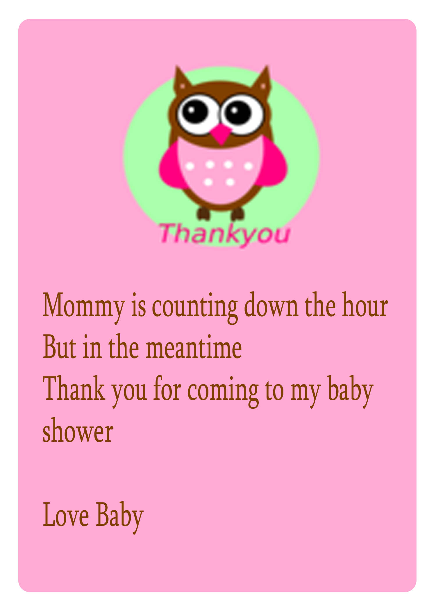 Full Size of Baby Shower:72+ Rousing Baby Shower Thank You Cards Picture Ideas Baby Shower Cake Ideas Baby Shower Decorations Baby Shower Tableware Juegos Para Baby Shower