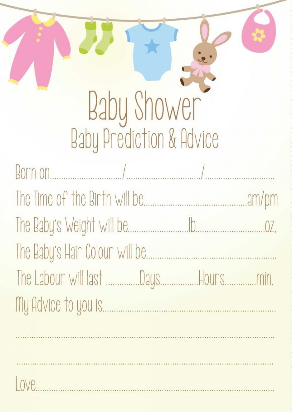 Baby Shower Card Message State Custom Baby Shower Card Message You