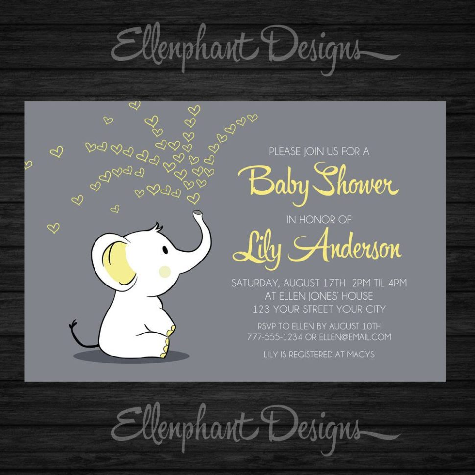 Medium Size of Baby Shower:inspirational Elephant Baby Shower Invitations Photo Concepts Baby Shower Corsage With Baby Shower Stores Plus Baby Shower For Men Together With Baby Shower Templates As Well As Regalos Para Baby Shower