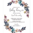 Baby Shower:Sturdy Baby Shower Invitation Template Image Concepts Baby Shower Invitation Template As Well As Comida Para Baby Shower With Baby Shower Para Niño Plus Baby Shower Paper Together With Baby Shower Flowers