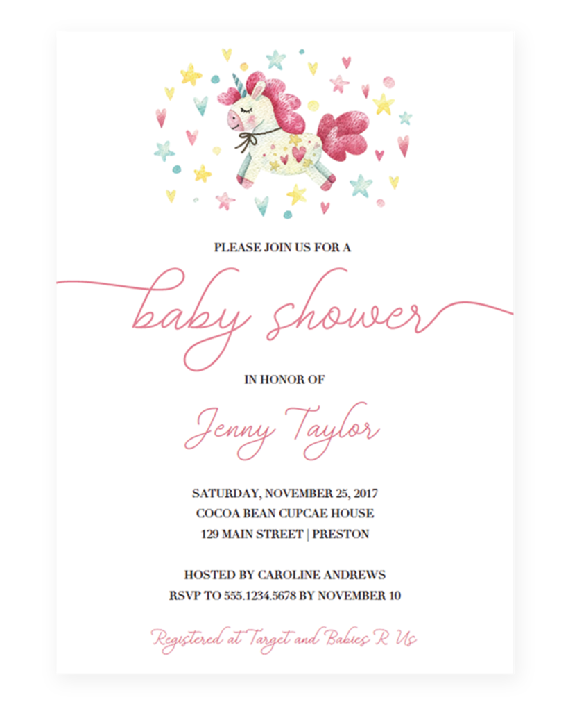 Medium Size of Baby Shower:sturdy Baby Shower Invitation Template Image Concepts Baby Shower Invitation Template Unicorn Baby Shower Invitation Template Baby Shower Invite