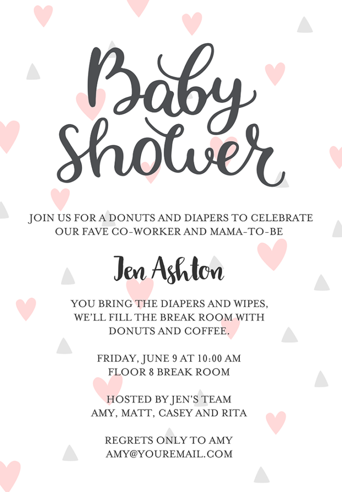 Large Size of Baby Shower:baby Shower Halls With Baby Shower At The Park Plus Recuerdos De Baby Shower Together With Fun Baby Shower Games As Well As Baby Shower Hostess Gifts And Baby Shower Verses Baby Shower Invitation Wording 22 Baby Shower Invitation Wording Ideas
