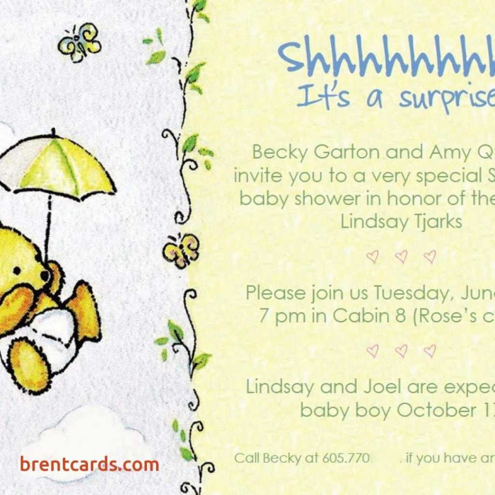 Medium Size of Baby Shower:baby Shower Halls With Baby Shower At The Park Plus Recuerdos De Baby Shower Together With Fun Baby Shower Games As Well As Baby Shower Hostess Gifts And Baby Shower Verses Baby Shower Invitation Wording Baby Shower Invites Wording Luxury Surprise Baby Shower Invitations