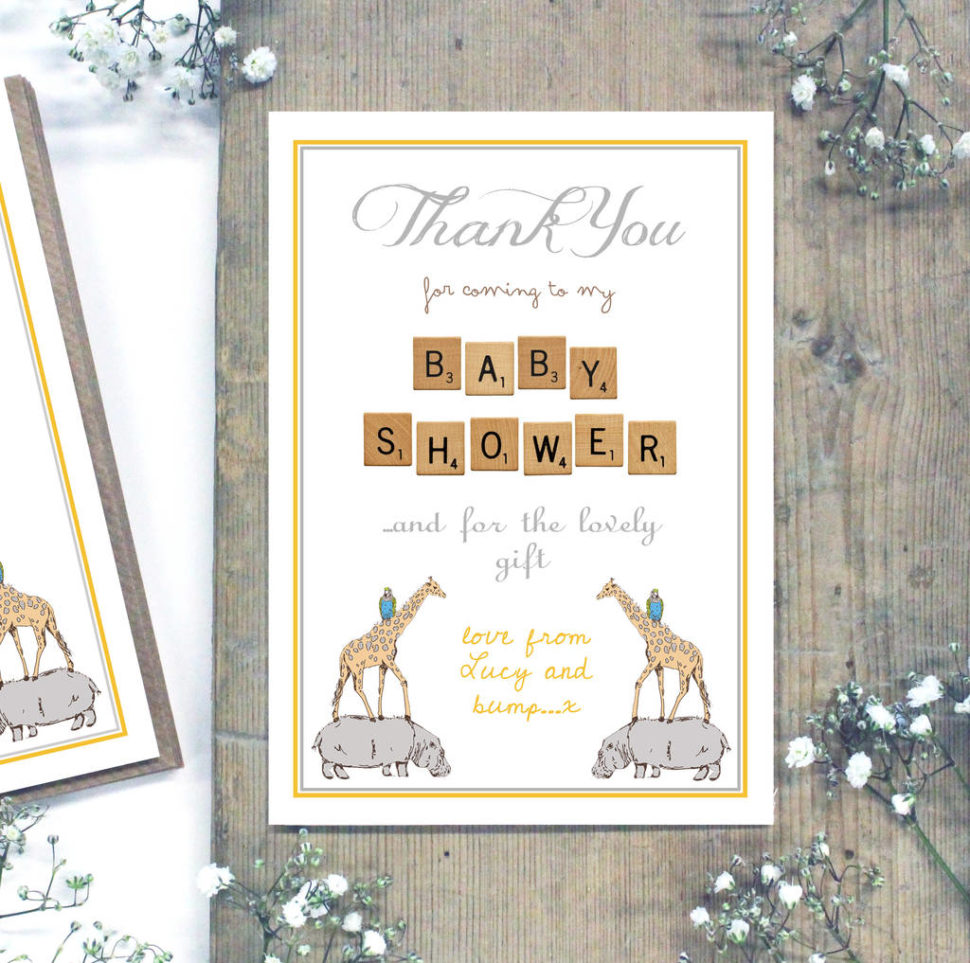 Medium Size of Baby Shower:72+ Rousing Baby Shower Thank You Cards Picture Ideas Baby Shower Pictures With Ideas De Baby Shower Plus Baby Shower Tableware Together With Baby Shower Venues London As Well As Baby Shower Desserts