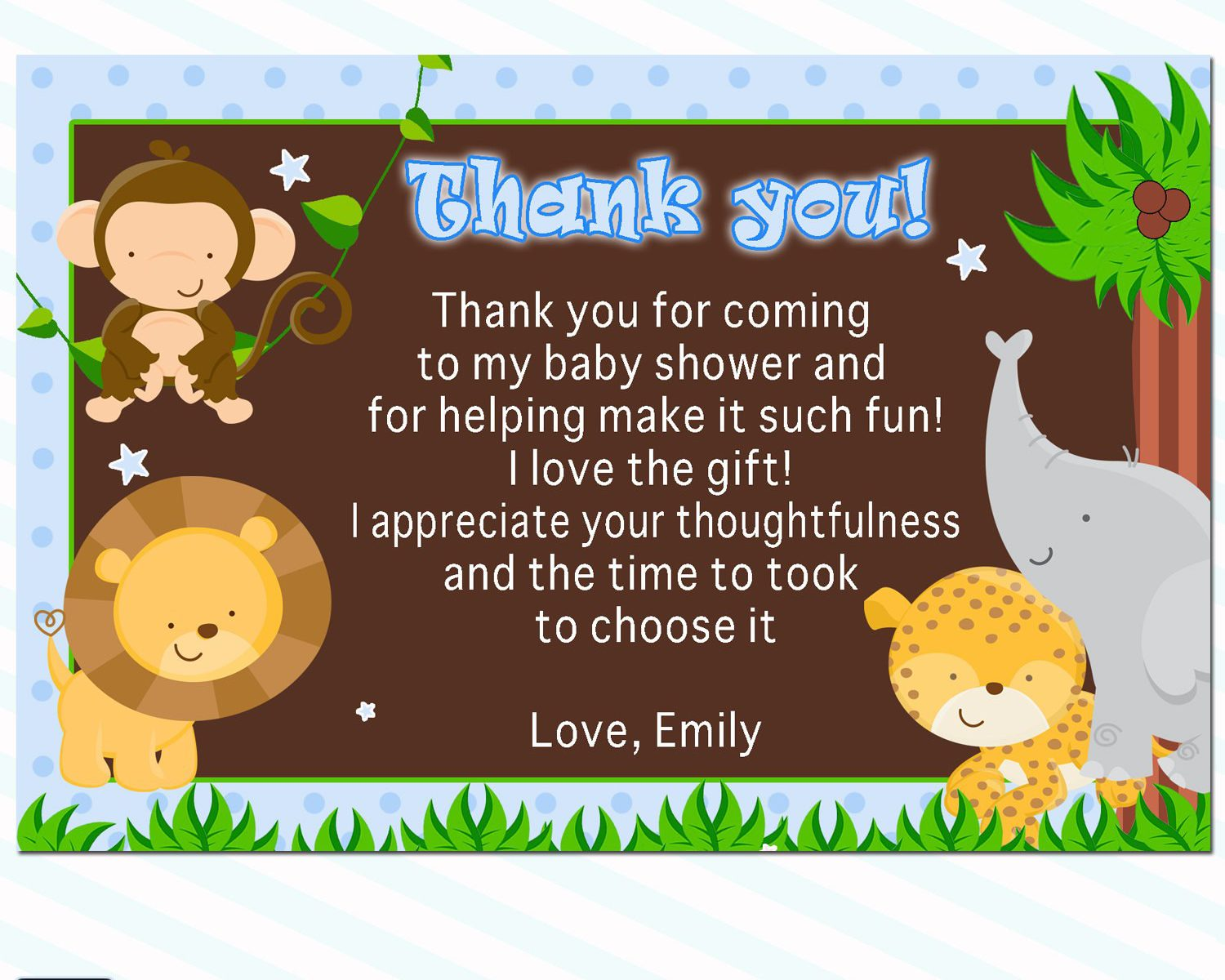 Full Size of Baby Shower:72+ Rousing Baby Shower Thank You Cards Picture Ideas Baby Shower Thank You Cards Etiquette New Notes Forifts Write Baby Shower Thank You Letter Choice Image Format Formal Sample Good Notes For Gifts Ideas 1600