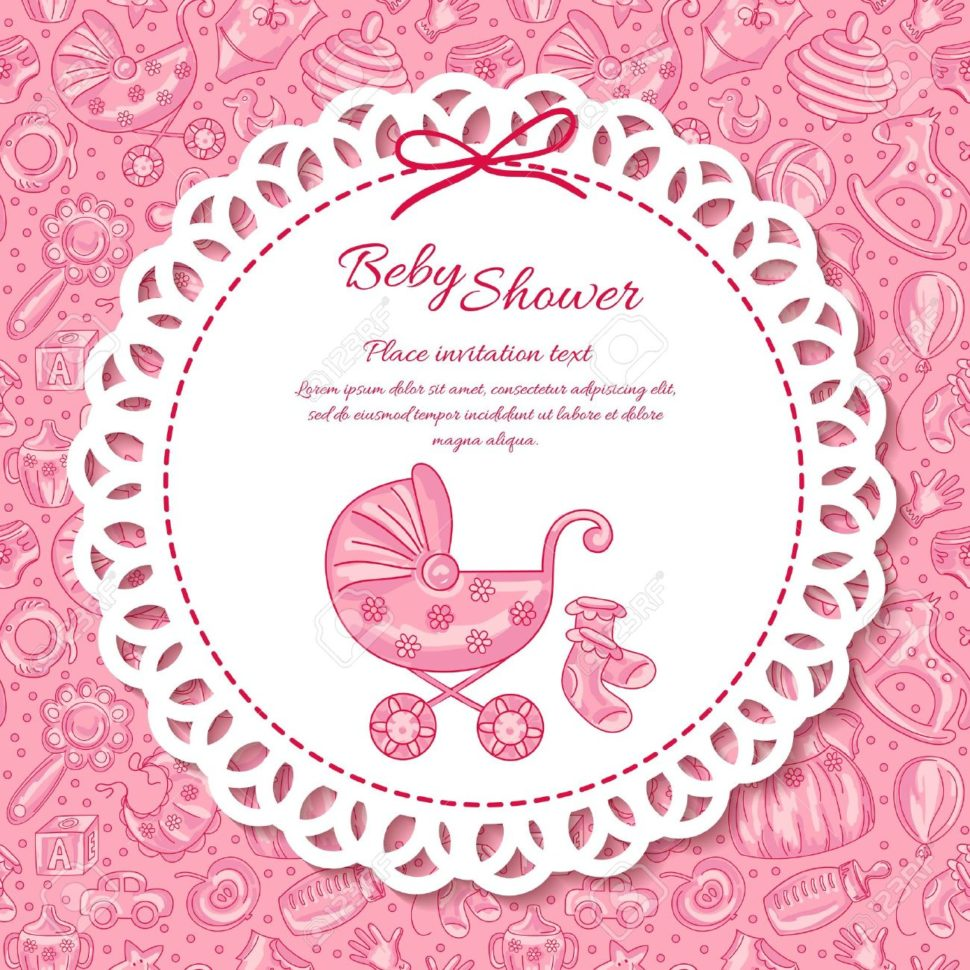 Medium Size of Baby Shower:stylish Baby Shower Wishes Picture Inspirations Baby Shower Wishes Baby Shower Greeting Card For Baby Seamless Pattern Baby