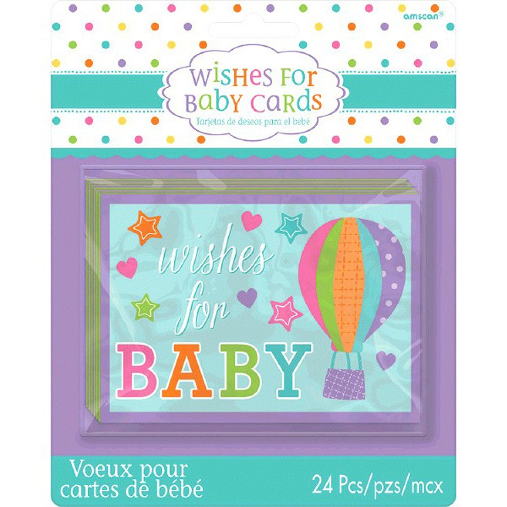 Full Size of Baby Shower:stylish Baby Shower Wishes Picture Inspirations Baby Shower Wishes Baby Shower Wishes For Baby Cards 4 7 8 3 7 16 24 Pk The Party Click On Image To Zoom Mouse Over To View Detail