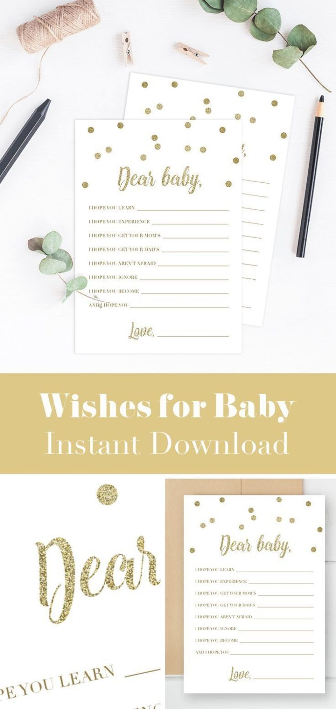 Large Size of Baby Shower:stylish Baby Shower Wishes Picture Inspirations Baby Shower Wishes Printable Baby Shower Wishes For Baby Gold Pinterest Gold