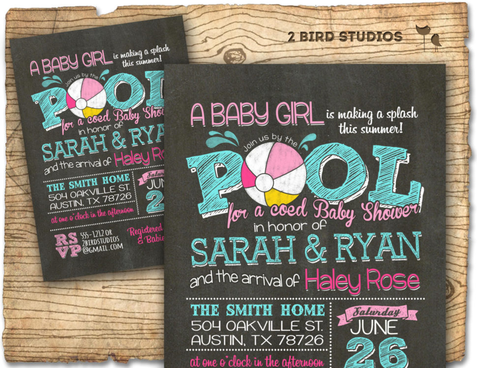 Medium Size of Baby Shower:precious Coed Baby Shower Picture Designs Bbq Baby Shower Theme 300x250 Bbq Best Coed Ideas Misaitcom Il Fullxfull 792174549 Izsm Jpg Version 0 Bbq Baby Shower Pool Party Invitation Summer Coed Zoom 1500x1159