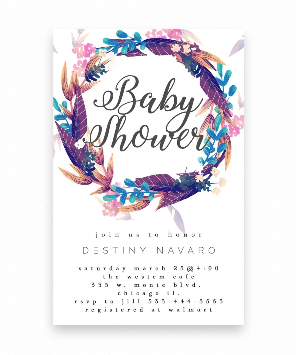 Medium Size of Baby Shower:63+ Delightful Cheap Baby Shower Invitations Image Inspirations Cheap Baby Shower Invitations Baby Shower Party Themes Baby Shower Props Baby Shower Stuff Baby Shower Restaurants Baby Shower Favors To Make Boho Floral Wreath Baby Shower Invitation