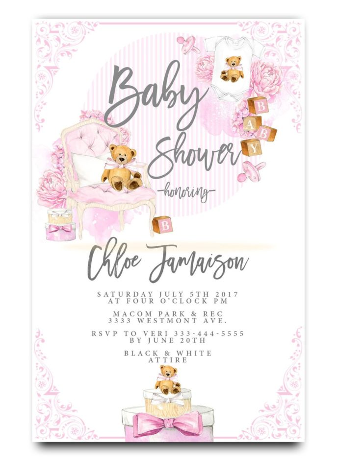 Large Size of Baby Shower:63+ Delightful Cheap Baby Shower Invitations Image Inspirations Cheap Baby Shower Invitations Baby Shower Props Baby Shower Ideas For Boys Baby Shower Goodie Bags Baby Shower Centerpieces Baby Shower Gift List Baby Shower Venues Nyc Teddy Bear Gift Boxs Pink Teddy Bear Watercolor Baby Shower