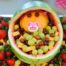 Baby Shower:Precious Coed Baby Shower Picture Designs Coed Baby Shower Coed Baby Shower Fruit Bowl
