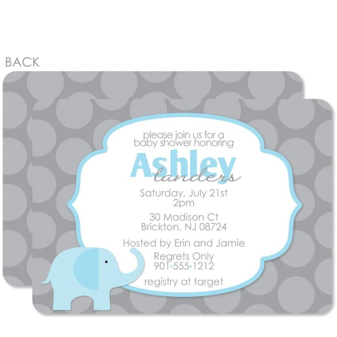 Large Size of Baby Shower:inspirational Elephant Baby Shower Invitations Photo Concepts Elephant Baby Shower Invitations Blue Elephant Baby Shower Invitation Ndash Pipsy Blue Elephant Baby Shower Invitation