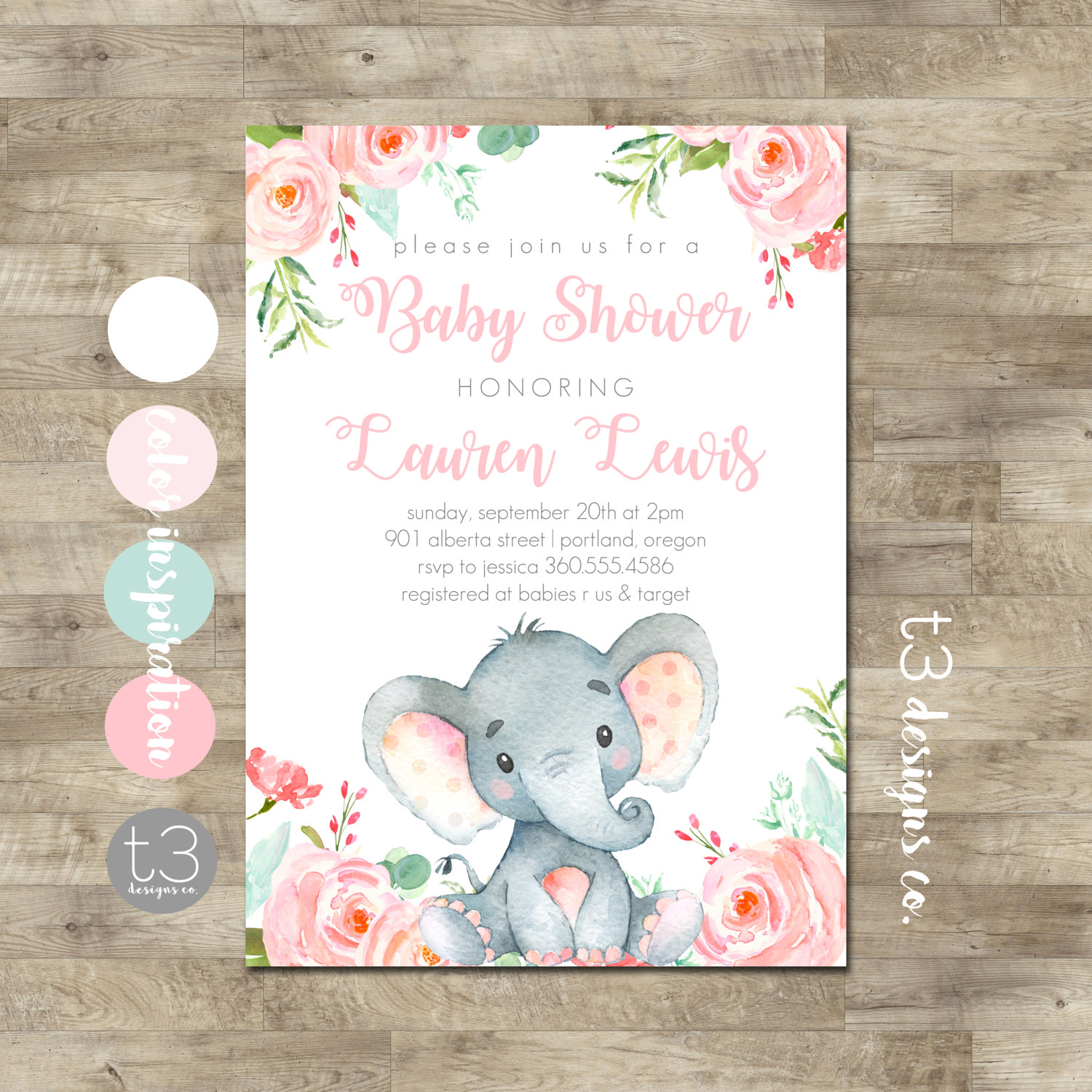 Full Size of Baby Shower:inspirational Elephant Baby Shower Invitations Photo Concepts Elephant Baby Shower Invitations Elephant Baby Shower Invitation Safari Baby Shower 128270zoom