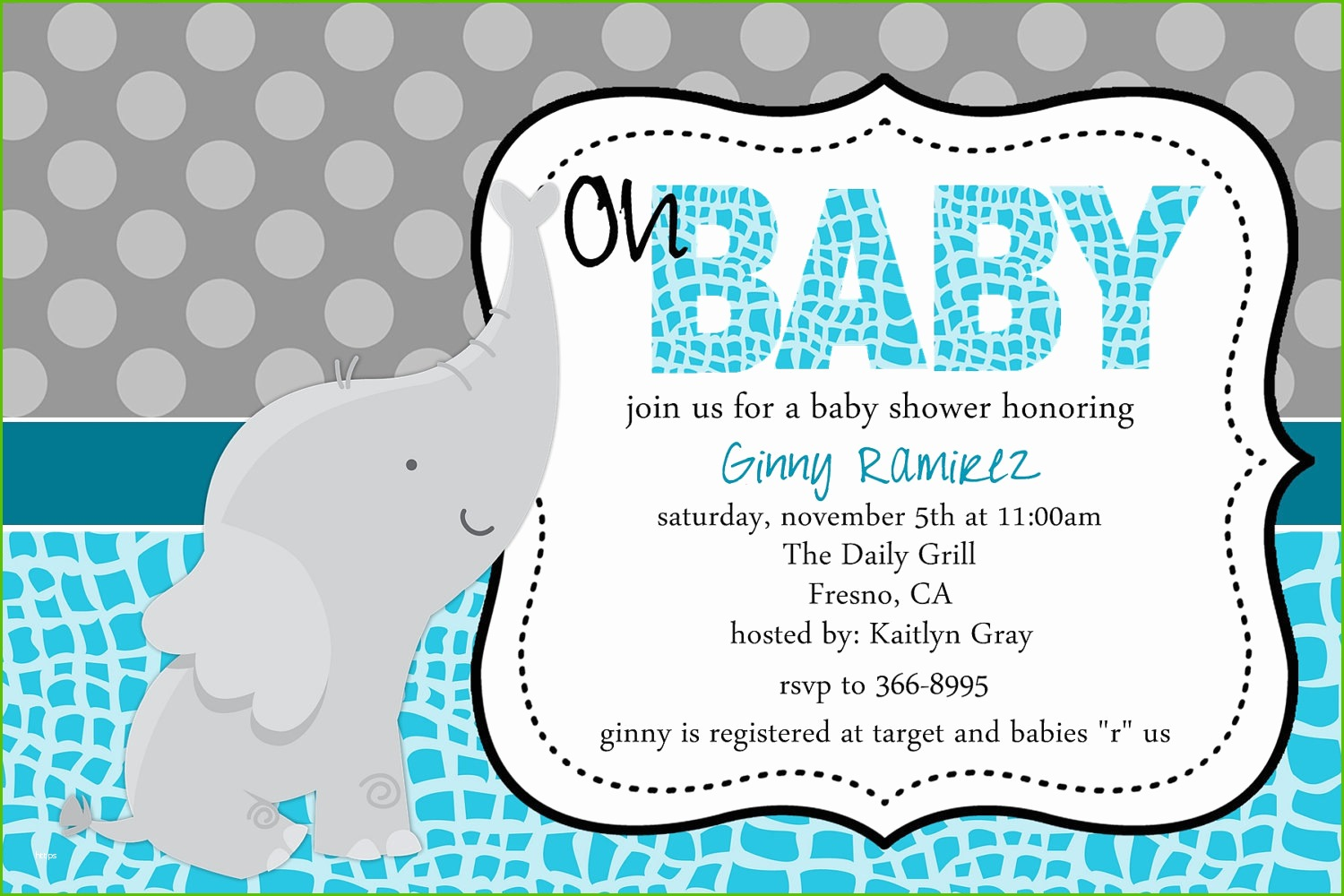 Full Size of Baby Shower:inspirational Elephant Baby Shower Invitations Photo Concepts Elephant Baby Shower Invitations Homemade Baby Shower Gifts Regalos Para Baby Shower Baby Shower Messages Baby Shower Game Ideas Baby Shower For Men