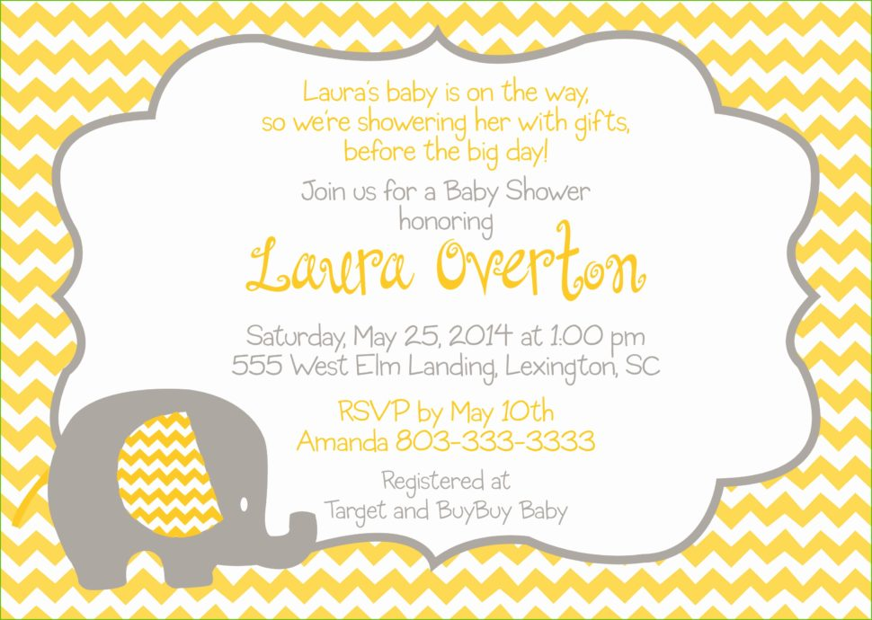 Medium Size of Baby Shower:inspirational Elephant Baby Shower Invitations Photo Concepts Elephant Baby Shower Invitations Or Unique Baby Shower Gifts With Baby Shower Door Prizes Plus Baby Shower Messages Together With Creative Baby Shower Gifts As Well As Baby Shower Nail Designs And Baby Shower Corsage