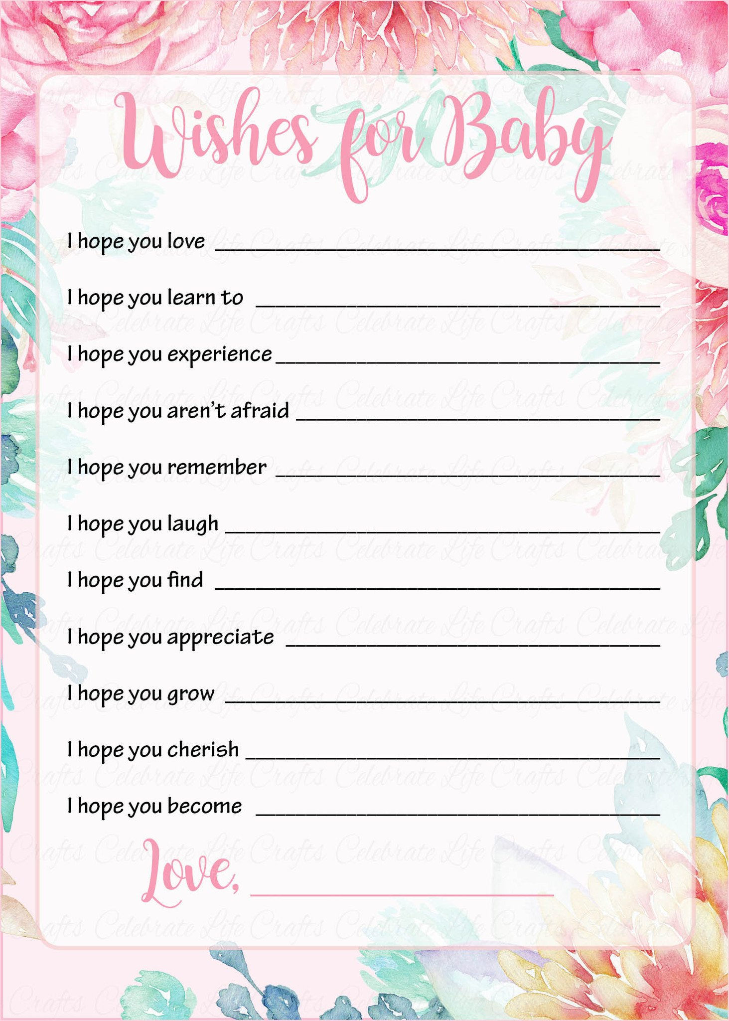 Full Size of Baby Shower:stylish Baby Shower Wishes Picture Inspirations Image Of Wishes For Baby Cards For Baby Shower Amazoncom Baby Shower Best Baby Shower Wish Cards Products On Wanelo