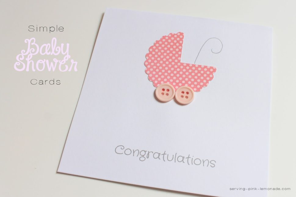 Medium Size of Baby Shower:graceful Baby Shower Cards Image Designs Serving Pink Lemonade Simple Baby Shower Cards Simple Baby Shower Cards