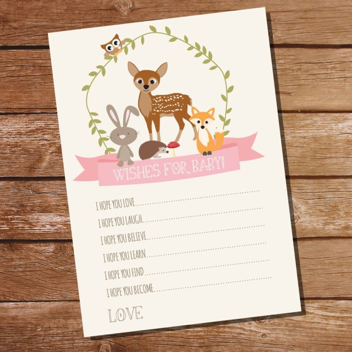 Large Size of Baby Shower:stylish Baby Shower Wishes Picture Inspirations Woodland Baby Shower Wishes For Baby Card For A Baby Shower How It Works