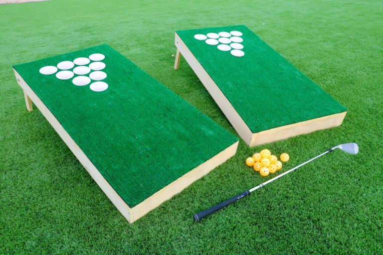 Backyard Golf Games