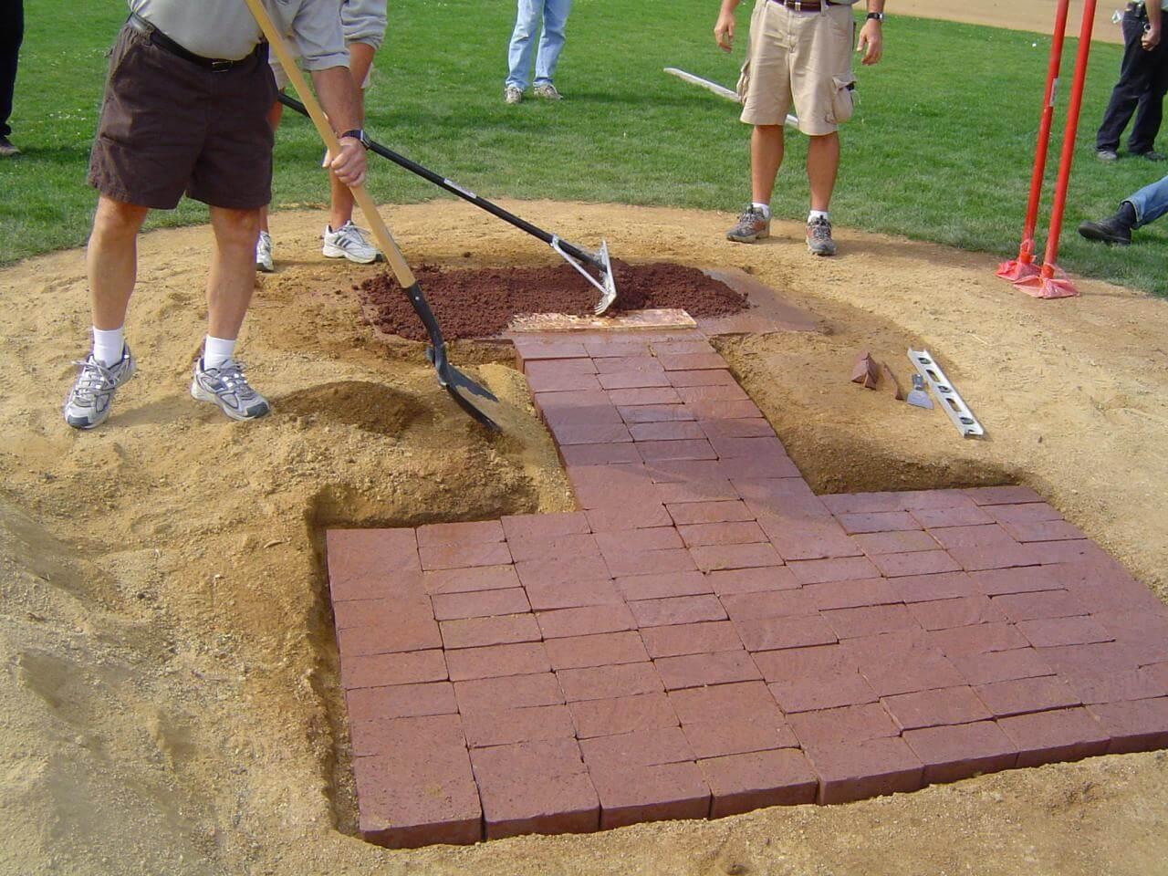 Backyard Pitching Mound