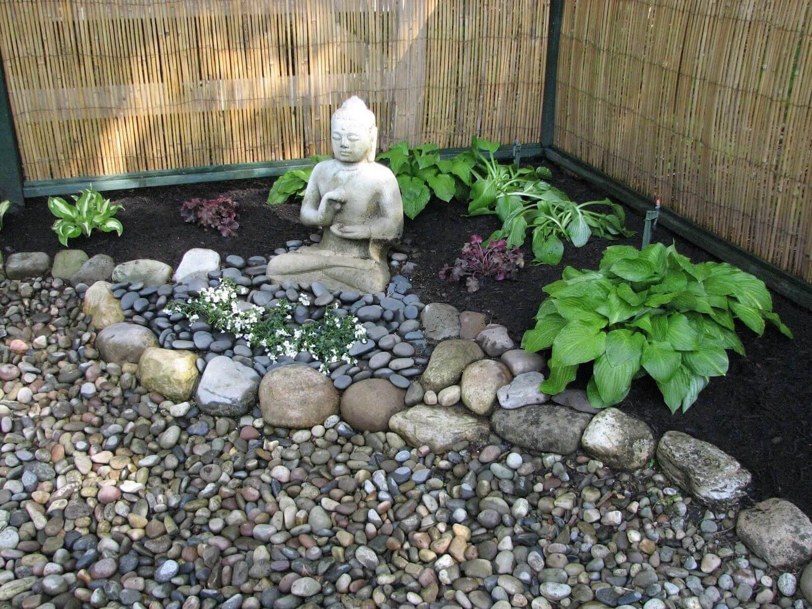 Buddhist Yard