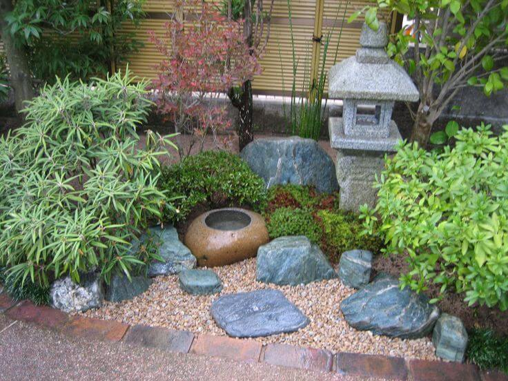 Little Japanese Zen Rock Nursery