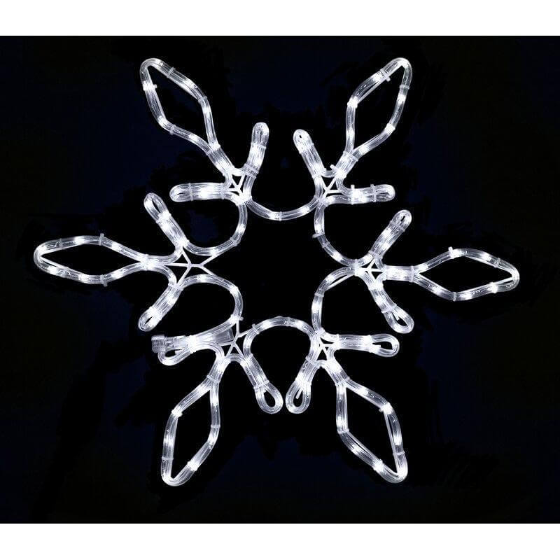 Snowflake Rope Light