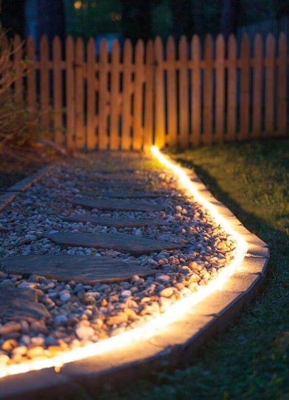 Walkway Rope Lights