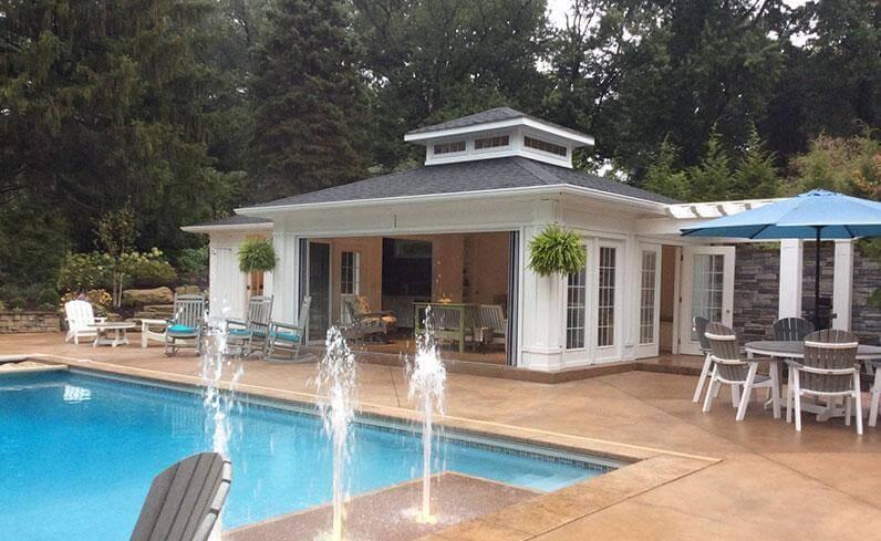 Semi-Open Cabana