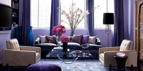 15 Purple Curtains for The Bedroom