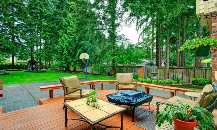 The Ultimate Guide to Using a Fire Pit on Decking